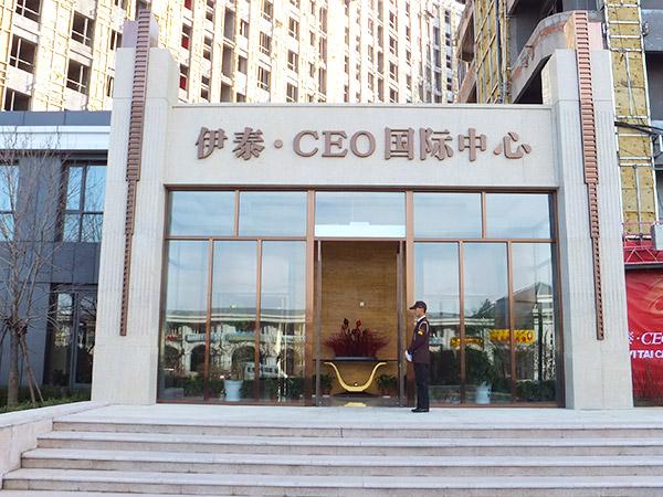 CEO国际一期